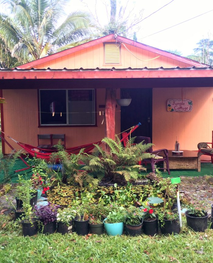 Jungle Cottage Hawaii