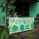 Original kitchen for Yoga Barn