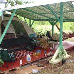 The original Avocado Tent
