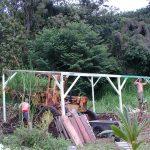 Antique Hawaiian loader