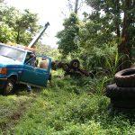 Ohia Camper Zone Junk Vehicle