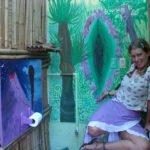 eco tourism hawaii bathroom