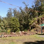 Original Barn Berm View
