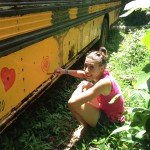 aloha bus hearts