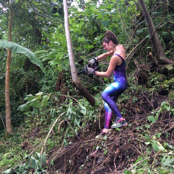 Jungle Queen Lauren!