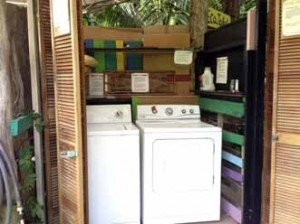 Affordable Laundry Facilities at Hedonisia