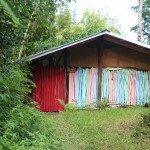 Guava Hut Garden Exterior