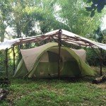 Rainforest Tent Maintenance