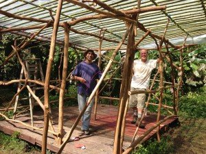 Eco-Builder Volunteer from Germany
