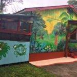 Yoga barn murals!