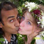 Married in Hedonisia in Hawaii!