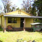 The original facade of Jungle Cottage