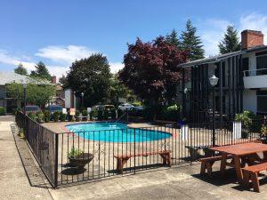 Portland Apartment Swimming Pool