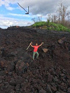 Mojo at Hedonisia Post Volcano
