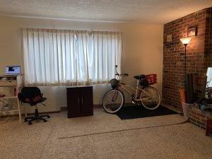 Portland Apartment Micro-Community Living Room