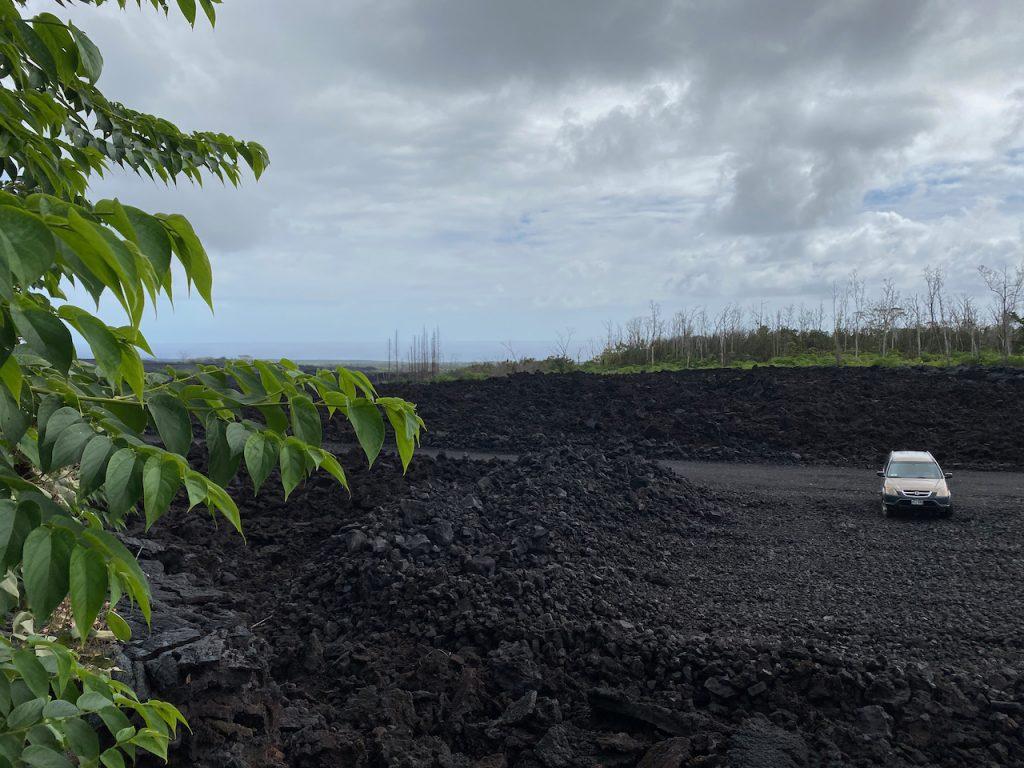Post-Volcano Hedonisia Hawaii Property Ocean View